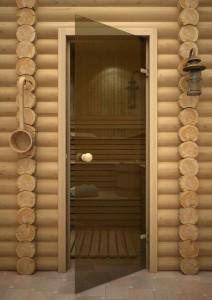 Двери на баню
