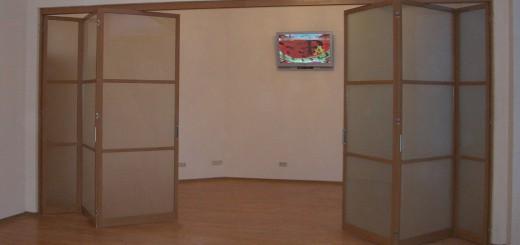 Двери деревянные межкомнатные: особенности функционала.
