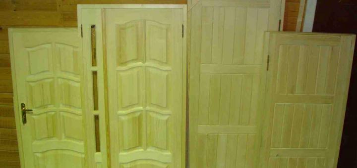 Советы по изготовлению межкомнатных самодельных дверей