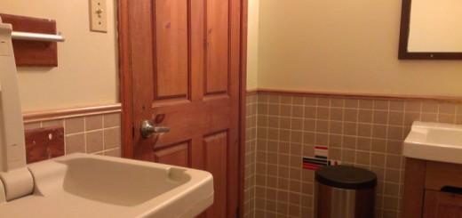 Межкомнатные двери в ванную комнату