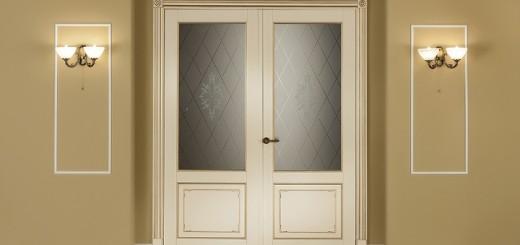 Описание и преимущества двупольных межкомнатных дверей