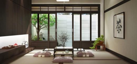Описание и свойства дверей-купе с панелями ротанг и бамбук