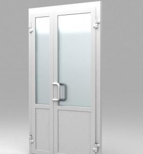 Наиболее подходящие варианты материалов дверей для ванной и туалета.