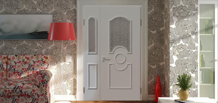 Преимущества межкомнатных ПВХ дверей