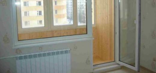 Если балконная дверь не закрывается