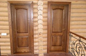 Краткий обзор филенчатых дверей
