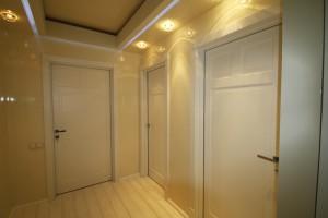 Дверь белая эмаль: преимущества и недостатки