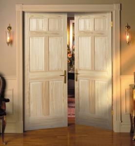Межкомнатные двери - распашонка