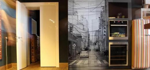 Плюсы белых глянцевых межкомнатных дверей