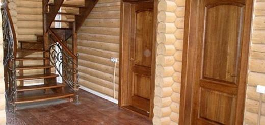 Обзор деревянных дверей