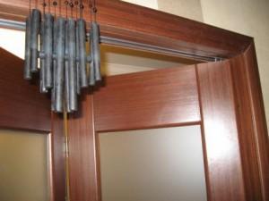 Различные варианты дверей для зала