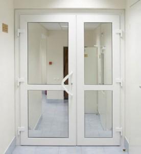 Каким образом изготавливают двери ПВХ