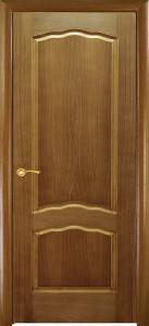 Межкомнатные двери: дубовый шпон