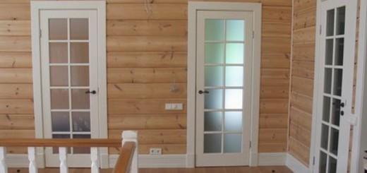 Как выбрать межкомнатные двери для дачи