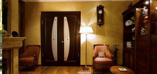 Цветовые решения при выборе межкомнатных дверей