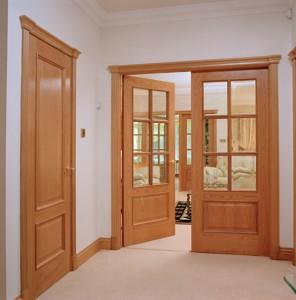 Материалы межкомнатных дверей
