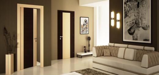 Технические характеристики дверей с пвх-покрытием
