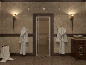 Особенности разновидностей дверей в хаммам