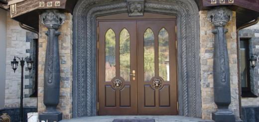 Как выбрать элитные железные двери