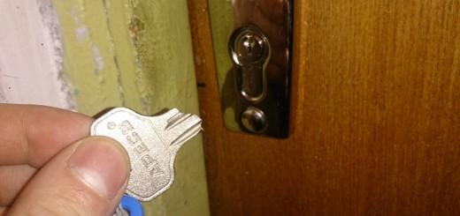 Как вытащить застрявший ключ