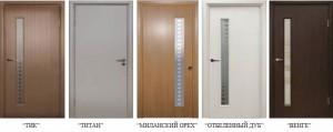 Плюсы и преимущества входных межкомнатных дверей из ПВХ