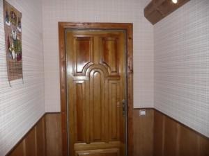 Как деревянные двери покрыть лаком: инструкция