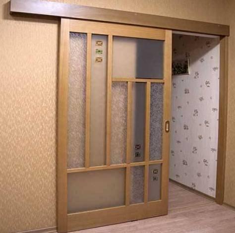 Межкомнатные двери сделать своими руками фото