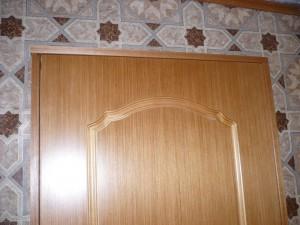 Как самому поменять межкомнатные двери