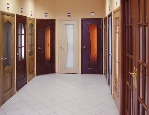 Варианты межкомнатных дверей в квартиру