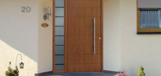 Взломостойкость уличных деревянных дверей