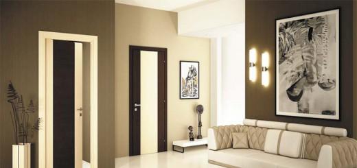Материал для изготовления нестандартной межкомнатной двери