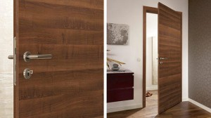 Характеристики межкомнатных ламинированных дверей
