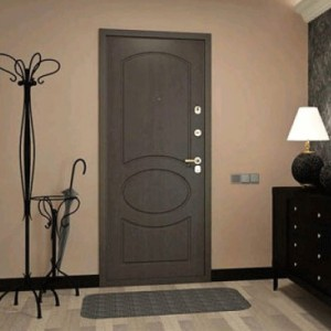 Дизайн металлических дверей
