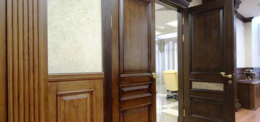 Межкомнатные дубовые двери