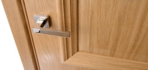 Межкомнатные двери: «беленый дуб»
