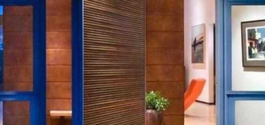 Особенности и преимущества межкомнатных поворотных сдвижных дверей
