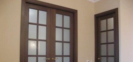 Какими бывают межкомнатные узкие двери