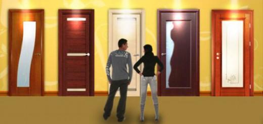 Рекомендации по подбору межкомнатных дверей