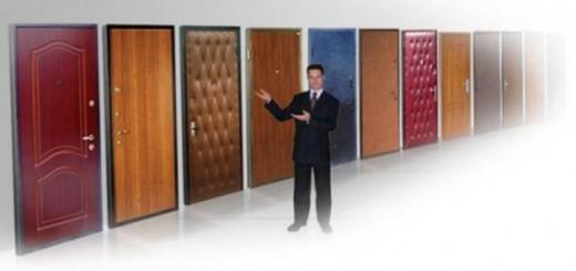 Ремонт обивки дверей