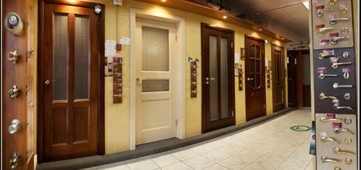Купить межкомнатную дверь