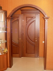 Проем под межкомнатную дверь