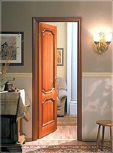 Способы изготовления шпонированных дверей