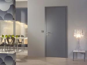 Двери межкомнатные серого цвета. Рекомендации к установке
