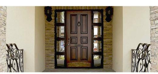 Какими должны быть двери входные для коттеджей
