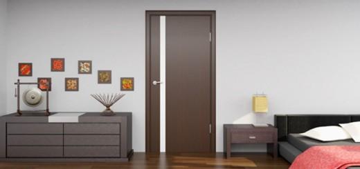 Материал изготовления и стиль оформления межкомнатных дверей