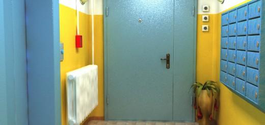 Как отличить качественную тамбурную дверь