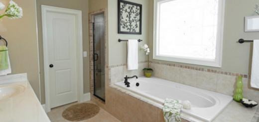 Как установить дверь в ванную комнату