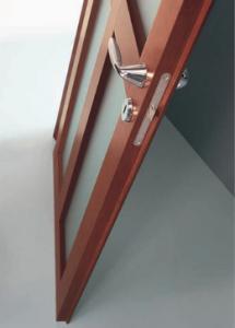 Что такое дверь с притвором