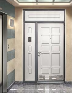 Описание и виды дверных фрамуг