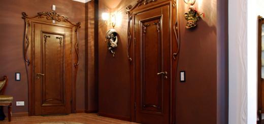Описание и преимущества премиум-дверей